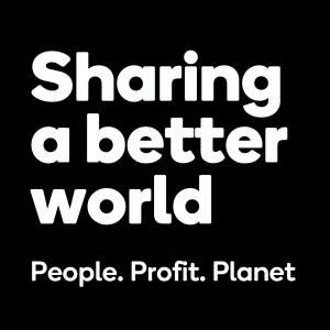 Sharing a better world
