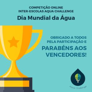 vencedores Aqua Challenge