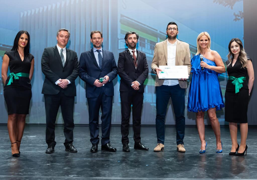 Prémio de sustentabilidade SAPA Awards