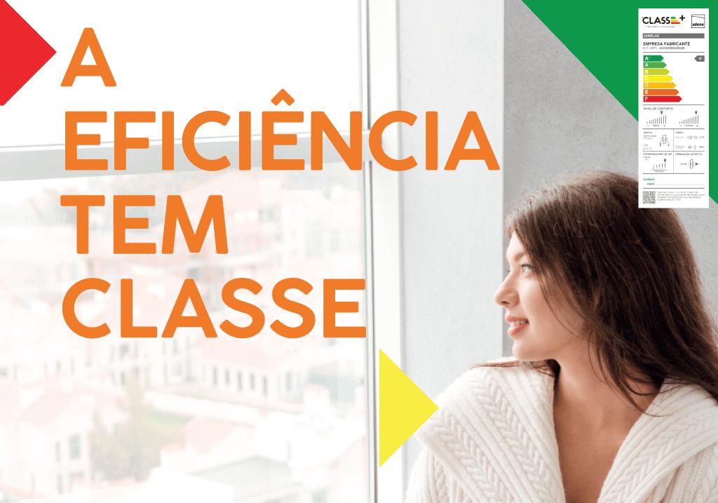 50 empresas já fornecem janelas com CLASSE+