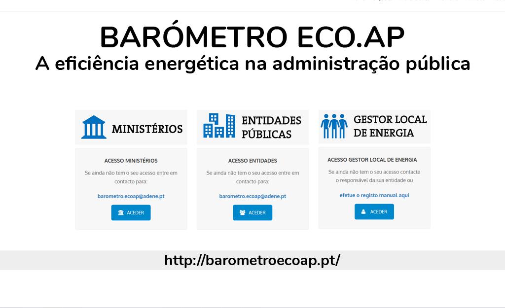 Novo Barómetro ECO.AP já está online