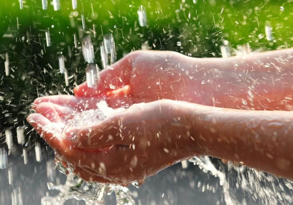 eficiência hídrica