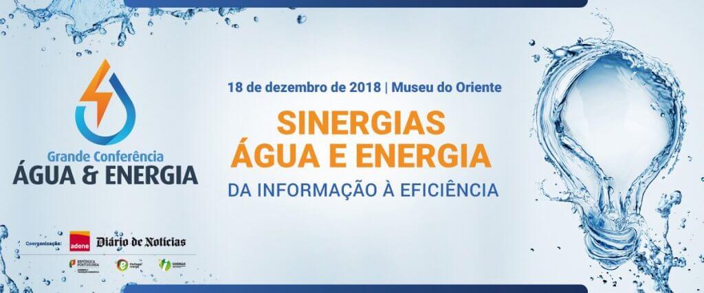 Grande Conferência Água e Energia