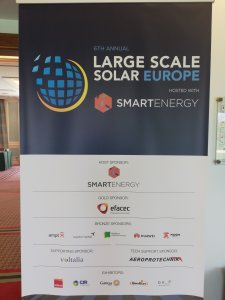 Large Scale Solar Europe Summit