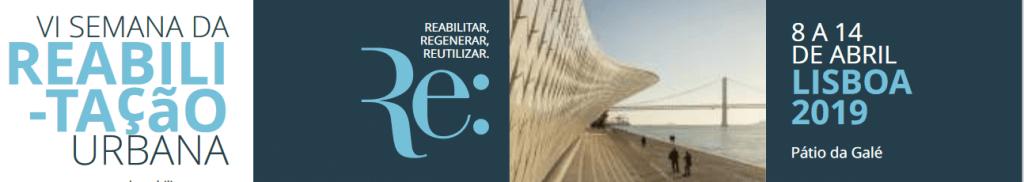 ADENE marca presença na Semana da Reabilitação Urbana de Lisboa 2019