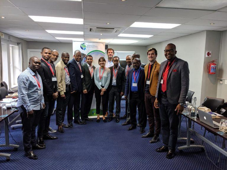Pacto de Autarcas para a África Subsariana