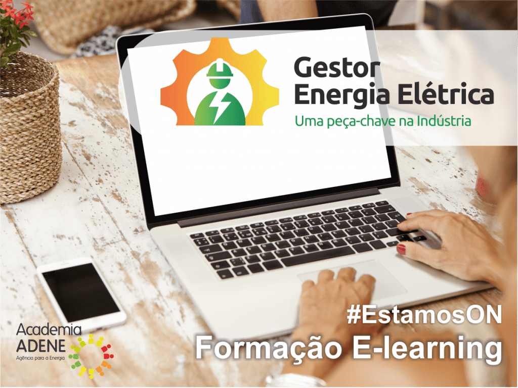 """ADENE aposta em formação e-learning """"Gestor de Energia Elétrica na Indústria"""""""