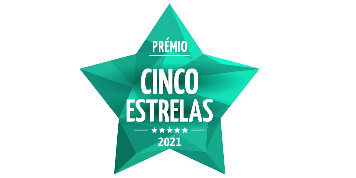 Prémios Cinco Estrelas 2021 distinguem ADENE em três categorias