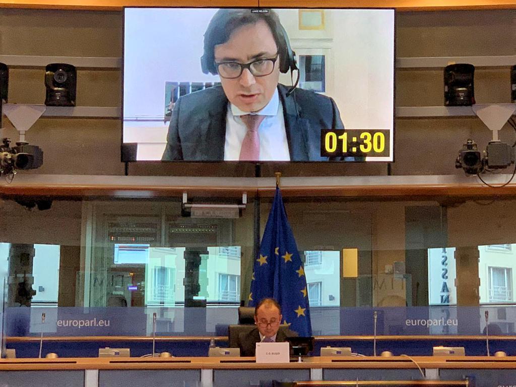 Presidente da ADENE em Audiência Pública do Parlamento Europeu sobre 'Descarbonização do Sistema Energético'