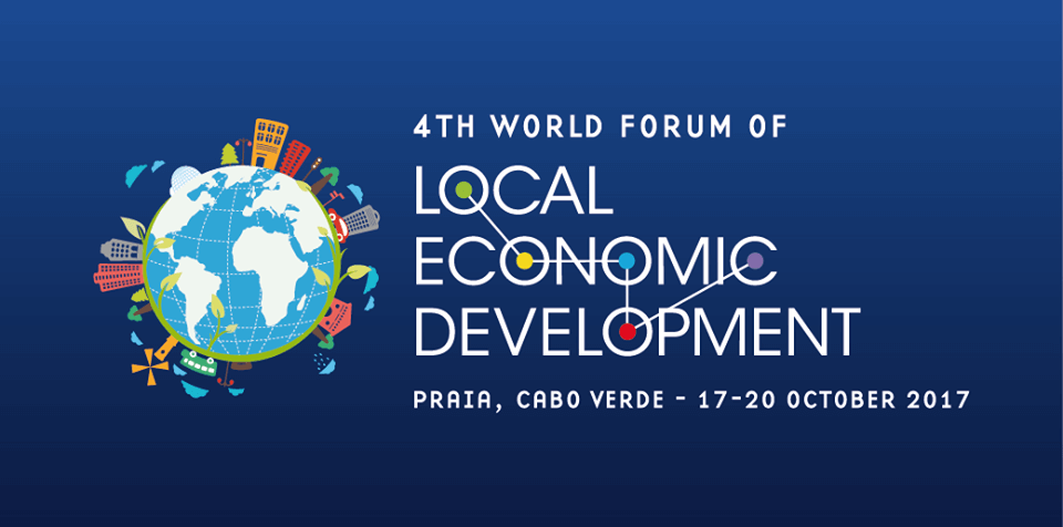 ADENE representa consórcio internacional no 4º Fórum Mundial de Desenvolvimento Económico Local